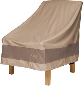 Duck Covers, one of the best outdoor furniture covers