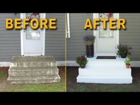 Factors to consider when choosing what paint To Use on outdoor steps