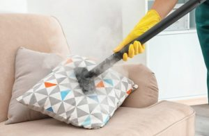 Dust blowing outdoor furniture is key in understanding how to clean outdoor cushions with oxiclean