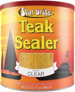 Starbrite - The best teak sealer for outdoor wood furniture