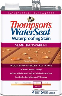 Thomsons waterseal, best stain for outdoor wood furniture