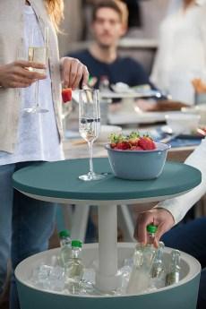 Best ice bucket tables