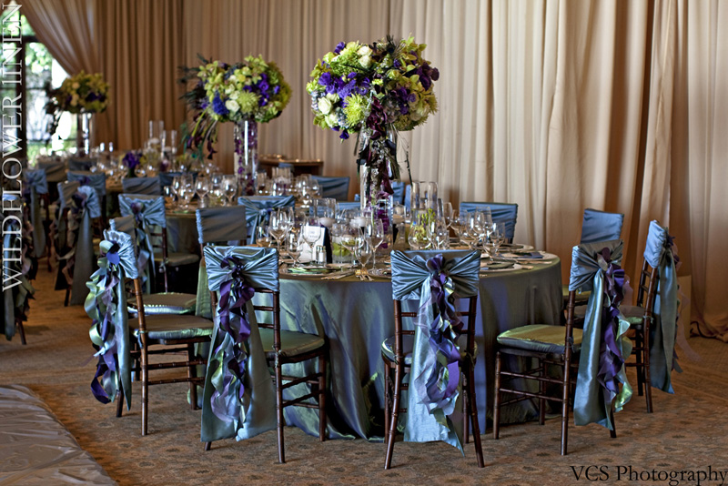 how to make a chair cover for wedding kiddies covers hire couture linens   elegantpartyplans