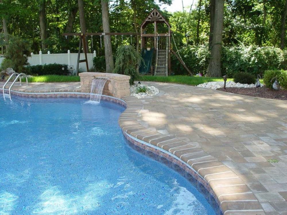 Elegant Pool  Patio  Pool Openings Closings  Construction
