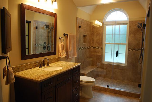 Elegant Remodeling  Design  League City Texas  Bathrooms
