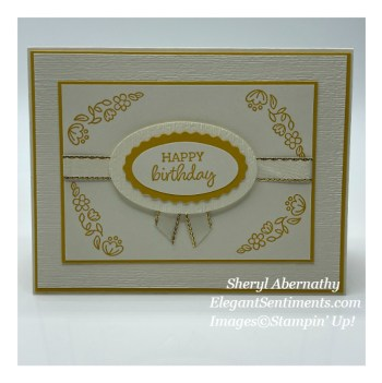 Oval Occasions Happy Birthday #5