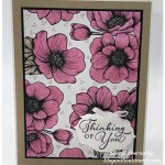 Thinking of you card made with Stampin