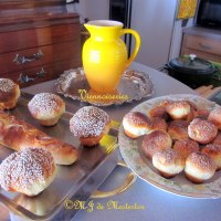 M-J's Weekly Home-Made Viennoiseries