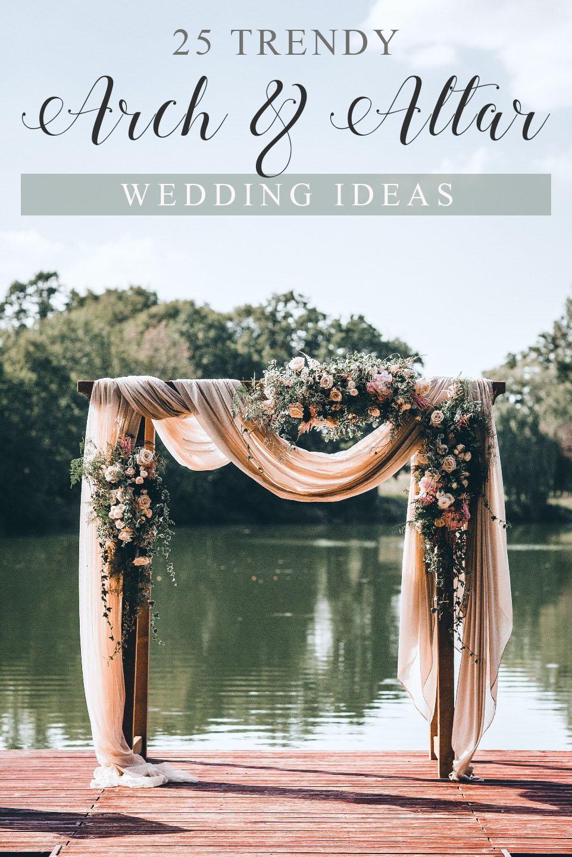 Arch Design Ideas : design, ideas, Trending, Wedding, Altar, Decoration, Ideas, Elegantweddinginvites.com