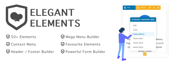 Elegant Elements for Fusion Builder and Avada - 7