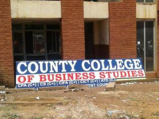 County College of Business Studies