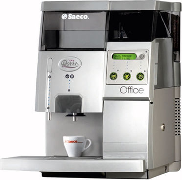 Cafetera Saeco royal office