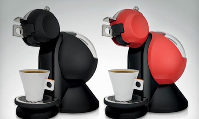 Diseño de la CafeteraDolce Gusto Melody