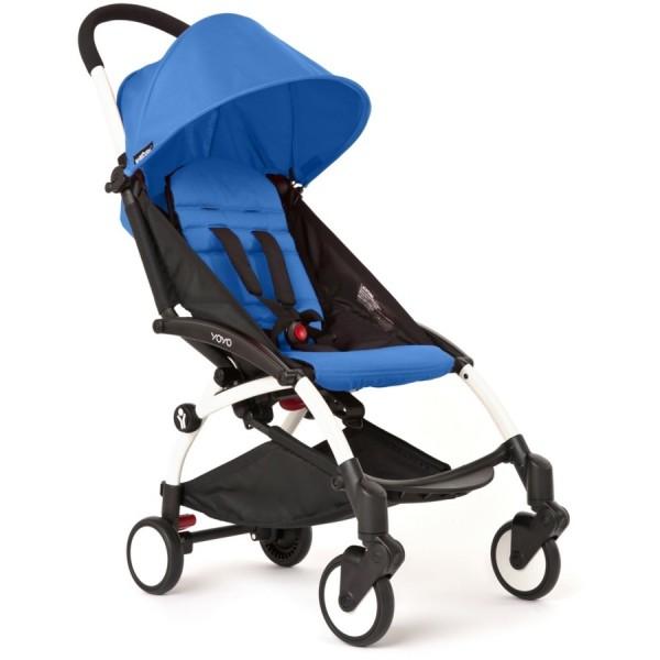 ¿Y que tal utilizar sillas de paseo desde el nacimiento?