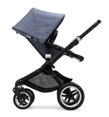 "Bugaboo Fox: adiós Cameleon, hay nuevo ""sheriff"" en la ciudad"
