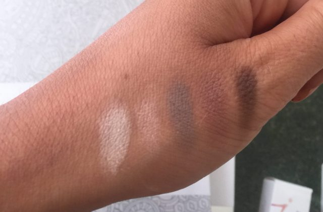 Jane Iredale Matte eyeshadow review