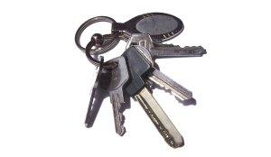 toegangscontrole sleutels druppel installatie