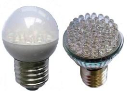 светодиодные лампы 220в