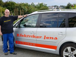 Elektriker Jens Thiede