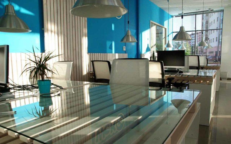 Lichtplanung Büroraum Eckernförde