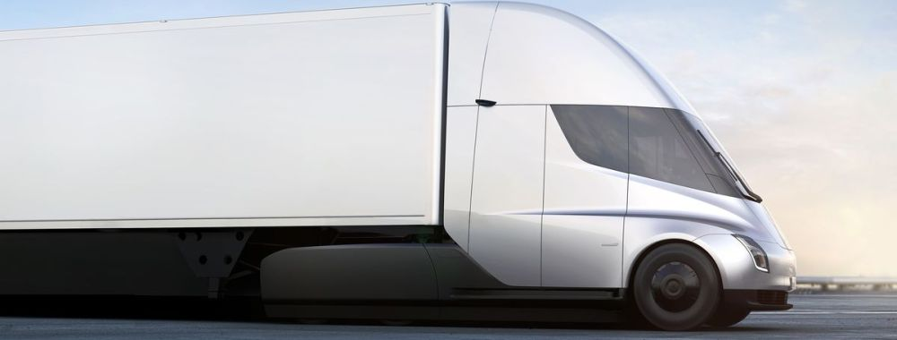 Tesla Semi - Elektrischer LKW