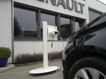 Renault ZOE in Straßwalchen