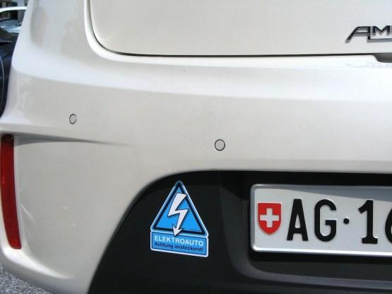 Opel Ampera auf der Wave 2013 (Die größte Elektroauto-Ralley der Welt: www.wavetrophy.com/)
