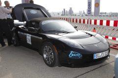 Tesla E-Fahrzeug_Udo Werges Foto: www.msc-osnabrueck.com