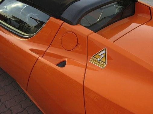 Tesla Roadster von Manfred Hillinger www.greensportcars.at/