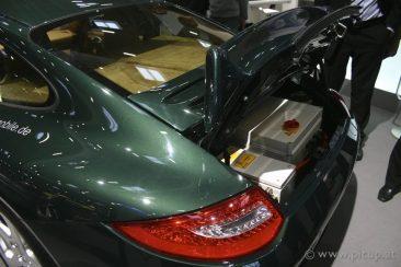 """Der ambitionierte Porsche-Veredler entwickelt sich immer mehr zu einem """"Pimp my Porsche to an electric Porsche""""-Spezialisten."""