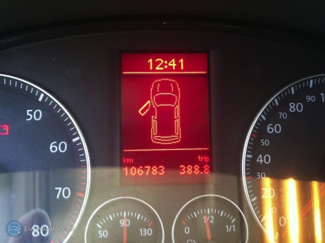 Stolze 106.783 km bin ich in fünf Jahren gefahren. Vermutlich fahren Andere ein Vielfaches in der Zeit.
