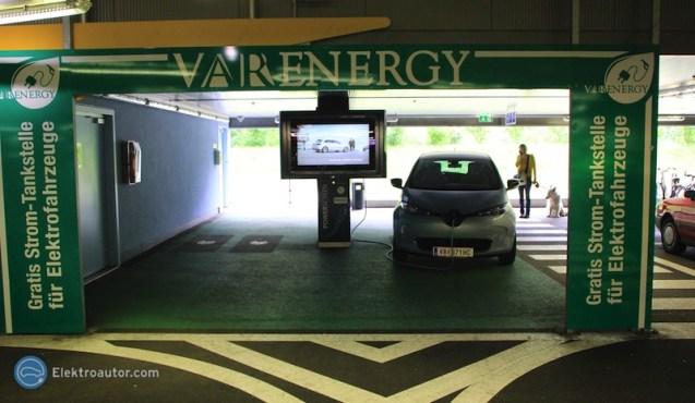 Varena Elektroauto