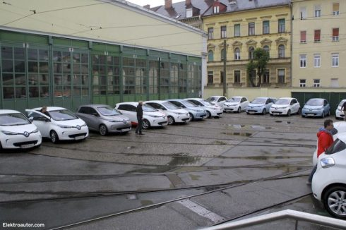 ZOE-Treffen Graz Elektroautor 24