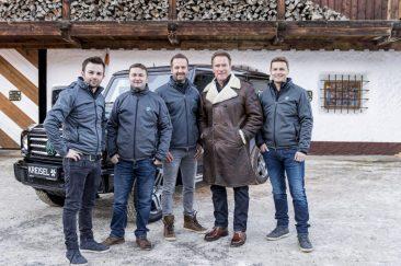 Kreisel Electric G-Klasse Schwarzenegger 10