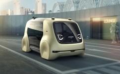 SEDRIC ? Das Self-Driving Car des Volkswagen Konzerns wurde von Grund auf für autonomes Fahren entwickelt.