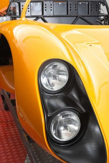 Kreisel EVEX 910e - Detail Front Copyright EVEX Fahrzeugbau GmbH