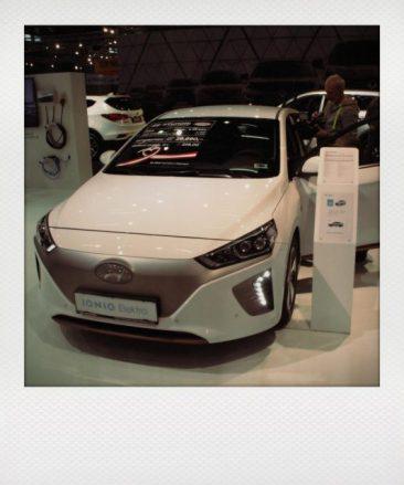 Ganz NEU: Hyundai Ioniq Elektrik. Gibt es in 3 Varianten: Hybrid, Plug-In-Hybrid und als...