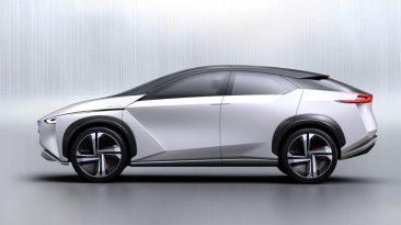 Nissan unveils IMx zero-emission concept at Tokyo Motor Show