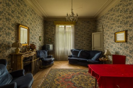 Château d' égérie