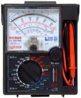 Alat Untuk Mengukur Tegangan Listrik : untuk, mengukur, tegangan, listrik, Jenis-jenis, Listrik, Fungsinya, ELEKTRO