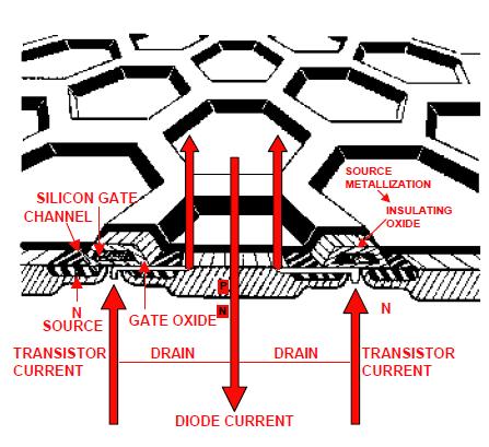 Транзистор МОП