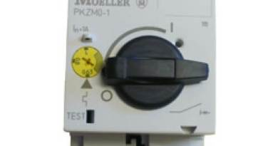 Устройство защиты электродвигателя от перегрузок