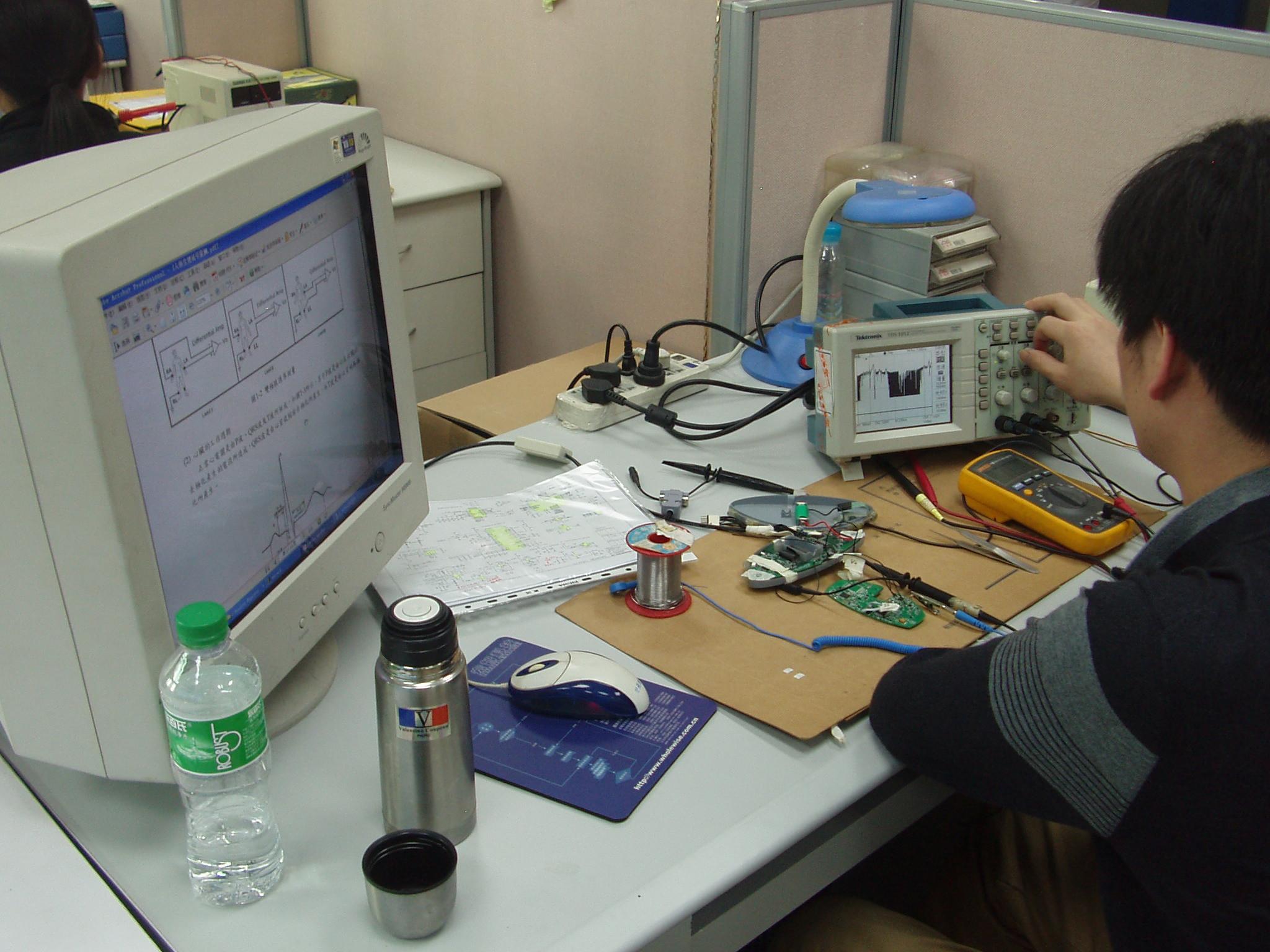PCB Cad Layout