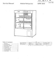 sanyo mpr 161d sm service manual 1st page  [ 760 x 1042 Pixel ]