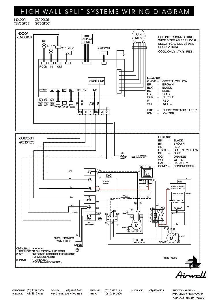 rheem rhllhm3617ja wiring diagram hunter 3 speed fan switch rhll air handler ~ elsalvadorla