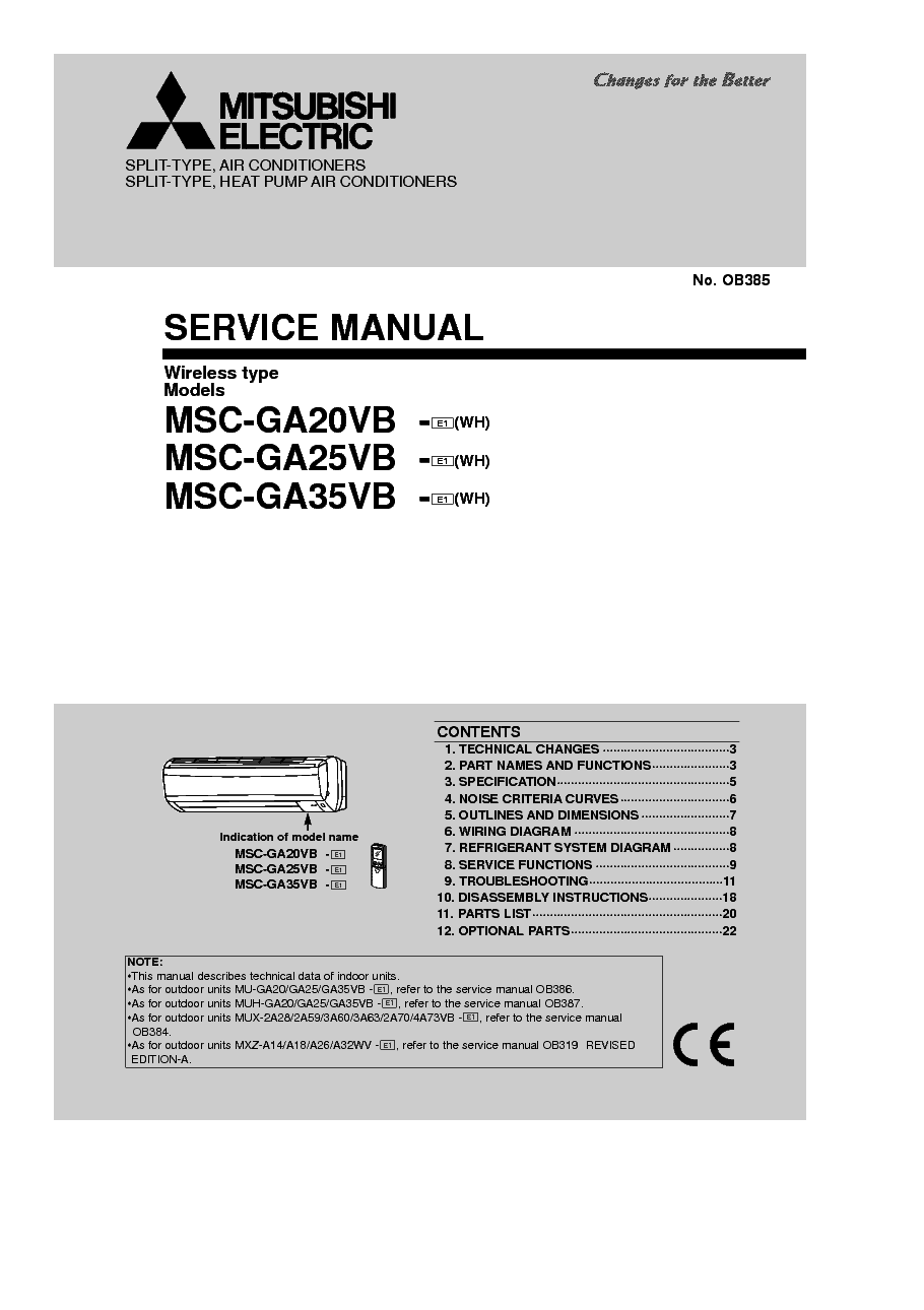 hight resolution of mitsubishi msc ga20vb msc ga25vb msc ga35vb service manual downloadmitsubishi msc ga20vb msc ga25vb msc ga35vb