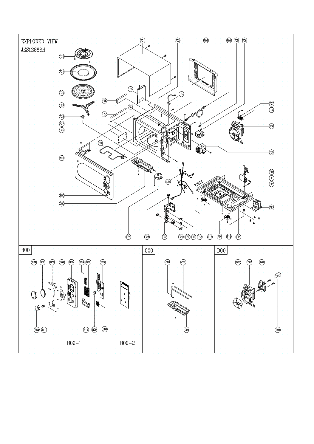 DAEWOO MODULE-DPM001 Service Manual free download