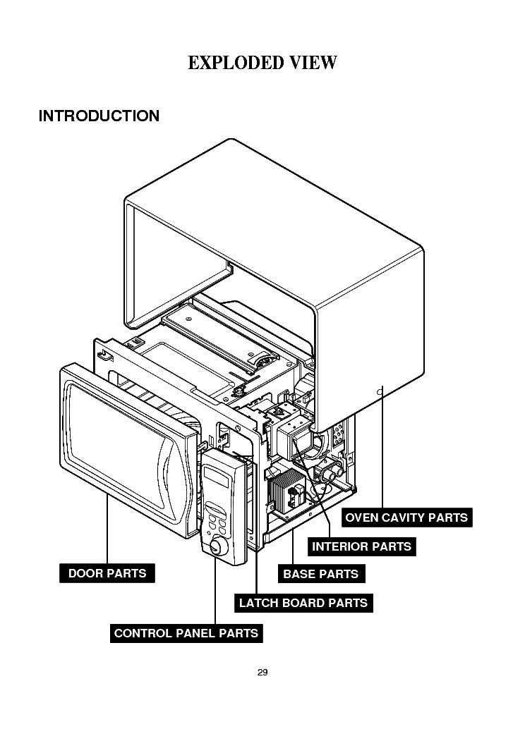 LG MC-785BC Service Manual download, schematics, eeprom