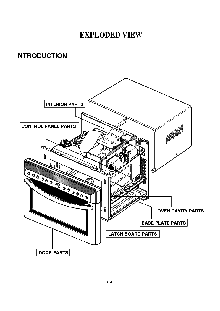 LG MP-9482S 2643 Service Manual download, schematics