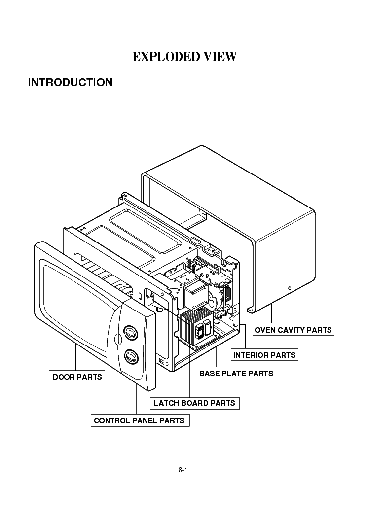 LG MS-192A EXPLODED-VIEW Service Manual download